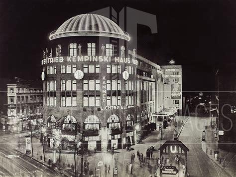 Haus Vaterland Haus Vaterland Mit Den Kammerlichtspielen Tunnel Images
