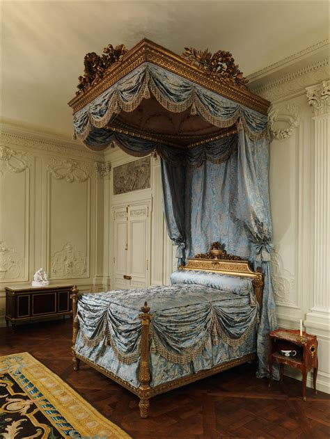 georges jacob tester bed lit  la duchesse en imperiale