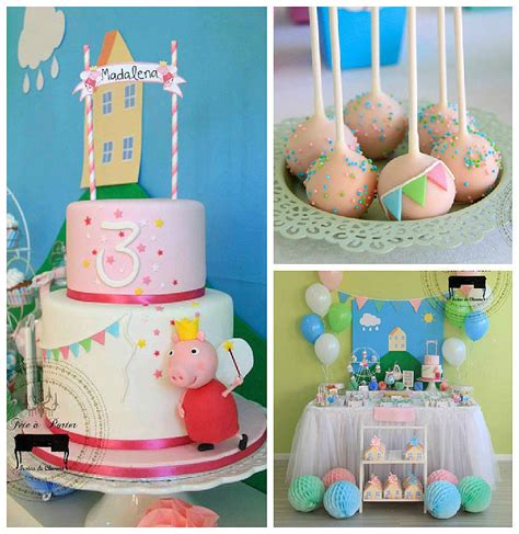 peppa pig birthday popsugar