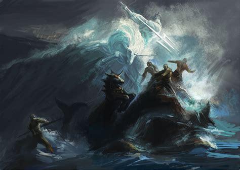 Poseidon Mythology In Quotes. Quotesgram