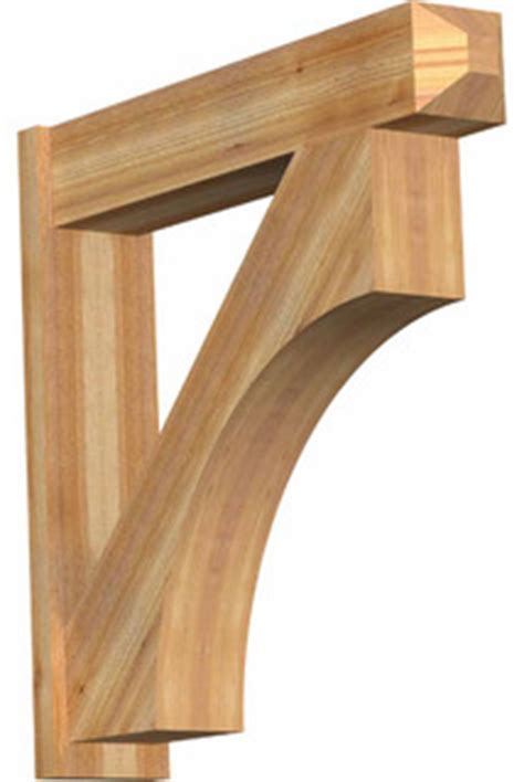 Craftsman Corbel by Westlake Craftsman Outlooker Craftsman Corbels By
