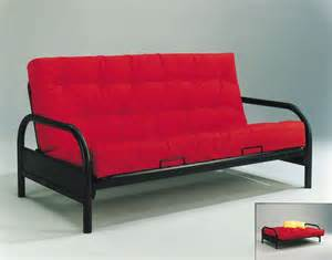 Sofa Bed Steel by Black Metal Futon Sofa Bed Frame Mainstays Black Metal Arm