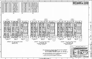 1998 Freightliner Fuse Panel Diagram