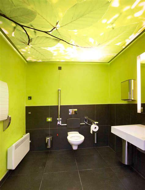 oeffentliches wc der sinne auf der landesgartenschau