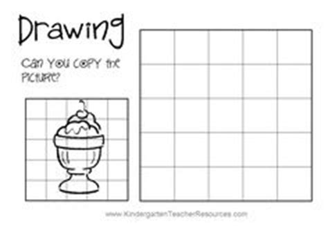 grid worksheets drawing with grids activity