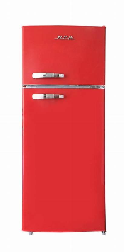Rca Refrigerator Freezer Cu Apartment Retro Ft