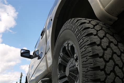 6 Of The Best Tires For F150 Trucks