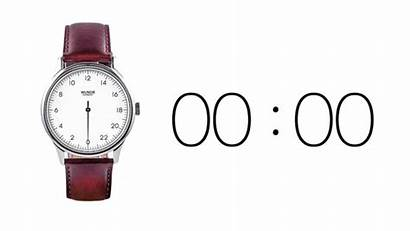 Armbanduhr Kickstarter Wundr Uhr Stunden Change Miy