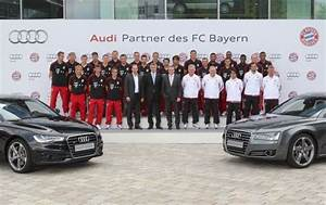 Bayern Automobiles : new audi vehicles for fc bayern players autoevolution ~ Gottalentnigeria.com Avis de Voitures
