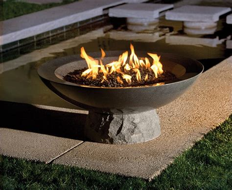 Diy Concrete Fire Pit  The Ownerbuilder Network