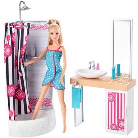 Chelsea Bedroom Set barbie doll and bathroom set walmart com