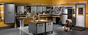 Meuble De Garage : armoire de garage unique cuisine meubles rangement garage ~ Melissatoandfro.com Idées de Décoration