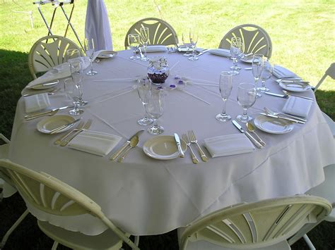 Table Linens : Why Rent From Premier Table Linens?
