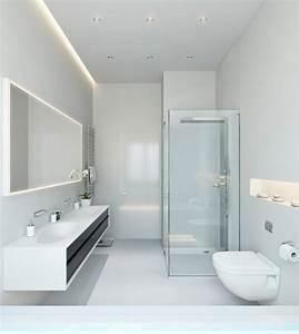 Bad Deckenbeleuchtung Led : bad beleuchtung planen tipps und ideen mit led leuchten ~ Markanthonyermac.com Haus und Dekorationen