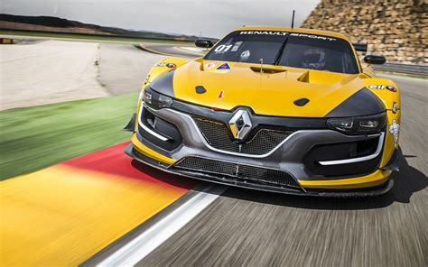 Renault Sport Rs Racing Car Wallpapers