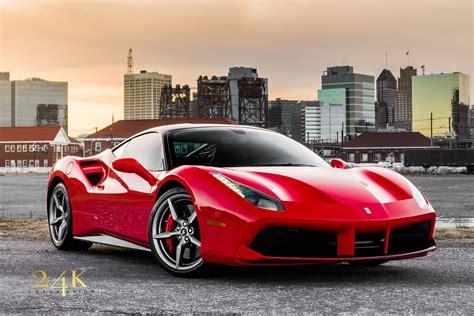 The 2018 ferrari 488 gtb is offered without trim levels. 2018 Ferrari 488 GTB Stock # film3974 for sale near New York, NY | NY Ferrari Dealer