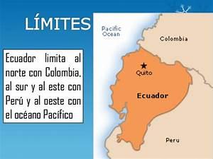 Limites del ecuador