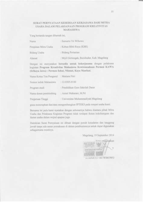 Pkmk um mgl-2014-mutiara fitrii-premen kawa (permen sehat