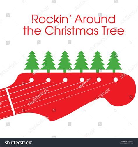 rockin around a christmas tree christmas lights decoration