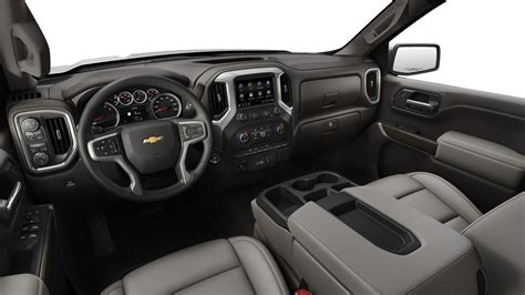 chevrolet silverado  interior colors gm authority