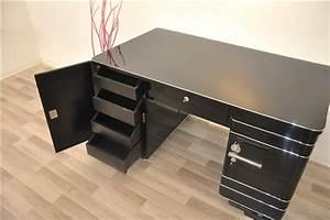 Art Deco Schreibtisch : art deco chromliner schreibtisch ebay ~ Orissabook.com Haus und Dekorationen