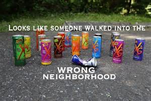 Amway XS Energy Drink