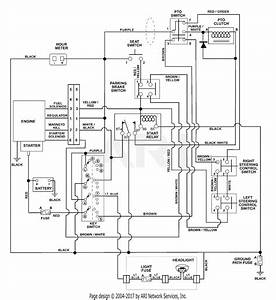 Gravely 915046 Wiring Diagrams
