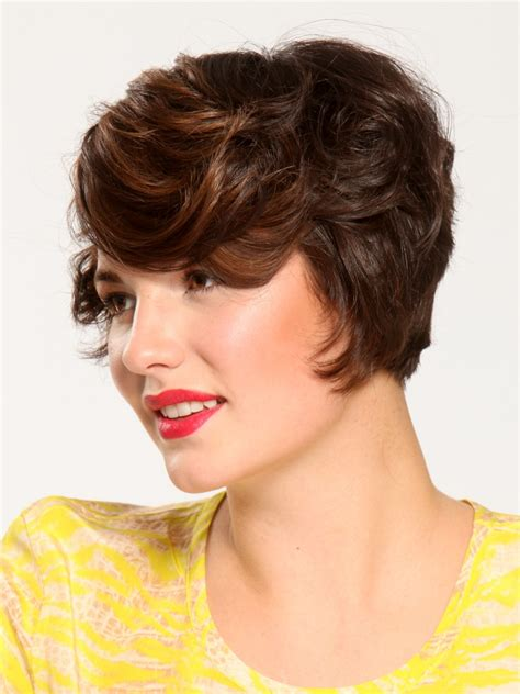 Hairstyles For by Hairstyle With Vintage Waves Side View