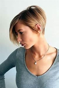 Coupe Cheveux 2018 Femme : coupe de cheveux femme 2018 cheveux fins ~ Melissatoandfro.com Idées de Décoration