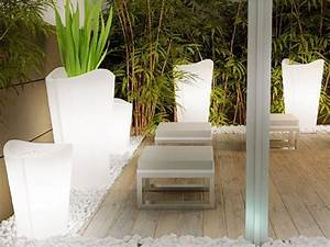 Pot Jardin Pas Cher : pot lumineux exterieur pas cher ~ Preciouscoupons.com Idées de Décoration