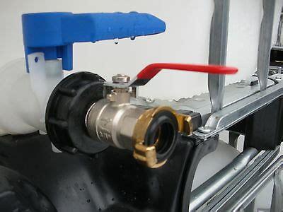 1000 liter wassertank zubehör ibc adapter regenwassertank anschluss zubeh 246 r 1000 liter ibc wassertank 77 eur 11 89