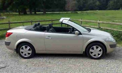 Renault Convertible by Renault Megane Convertible Car For Sale