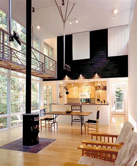 interior glass walls for homes tiny house interior walls crowdbuild for