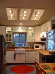 Fluorescent Kitchen Light Box