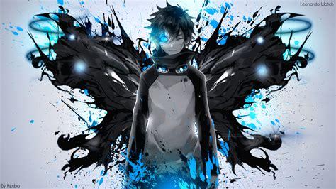 Anime Wallpaper Blue by Wallpaper Kekkai Sensen Anime Boys Blue Leonardo