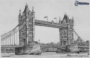 London Bridge Dessin : tower bridge ~ Dode.kayakingforconservation.com Idées de Décoration