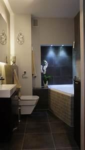 Kleines Badezimmer Einrichten : kleines bad einrichten eckbadewanne wandnische ~ Michelbontemps.com Haus und Dekorationen