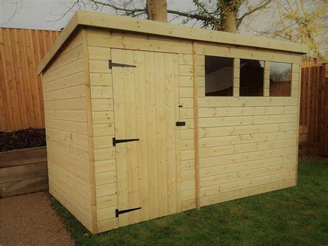 shed windows uk 10 x 6 garden shed shiplap pent shed tanalised windows