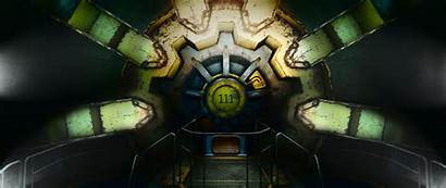 Fallout Vault 111 Wallpapers Comic Superwide Books