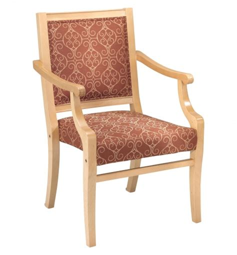 Stacking Banquet Chairs With Arms by Upholstered Wood Arm Chairs