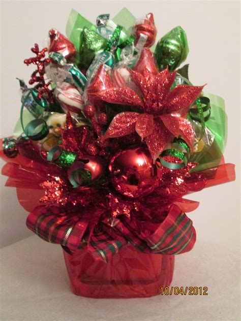 how to do a christmas candy sunday centerpiece small bouquet by bonboni bouquet bouquets and centerpieces by