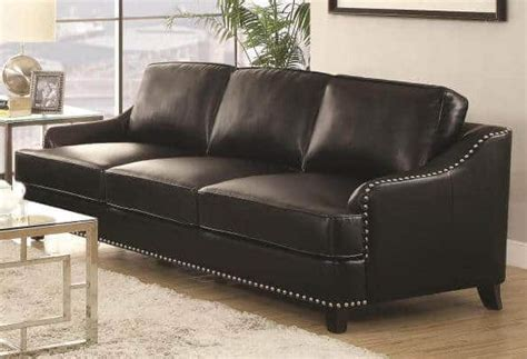Layton Sofa With Transitional Style  All Nations Furniture