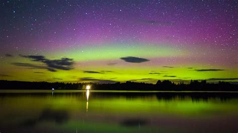 northern lights maine northern lights put on a show in new 171 cbs boston