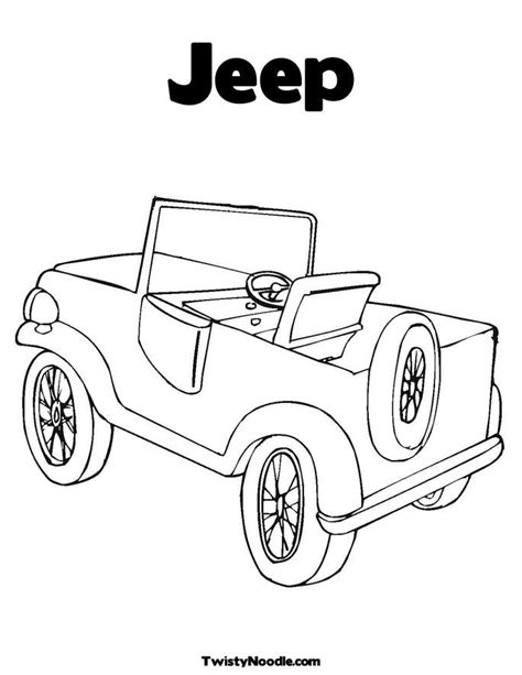 safari jeep coloring page safari jeep coloring page coloring home