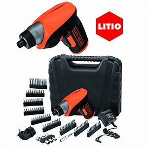 Black Und Decker Multischleifer : avvitatori black and decker litio svitaavvita set 98 cs3652lka 5035048642801 ~ Bigdaddyawards.com Haus und Dekorationen