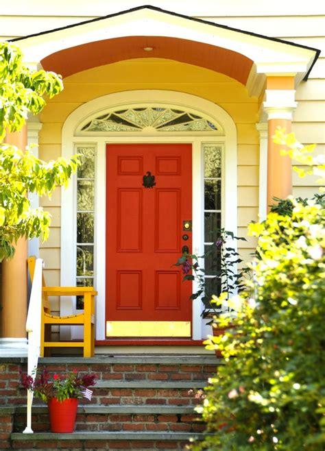 unusual colors  havent considered   front door    huffpost