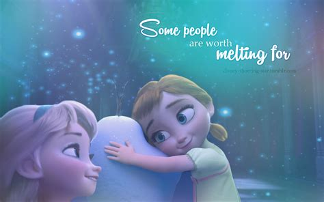 Elsa And Anna Wallpaper  Elsa The Snow Queen Wallpaper