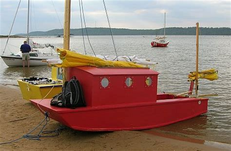 Puddle Duck Boats For Sale by 8ft Microcruiser Sailboat Based On Pdracer Hull Boat