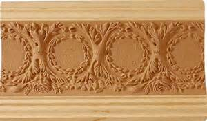 Wood Crown Molding