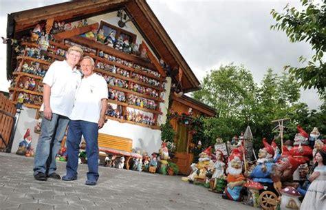 Haus Der Gartenzwerge by Gartenzwerg Sammlung Frau Helga Und Ihre 3400 Mini